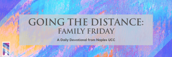 "Family Friday: Seeking Control of the ""Big"" Things"
